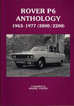 Rover-P6-anthology